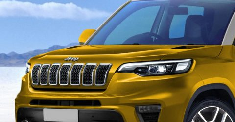 Jeep Sub 4 Meter Suv Render Featured