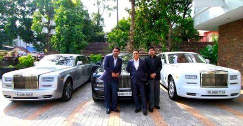 Kalyan Jewellers Owner Rolls Royce Featured