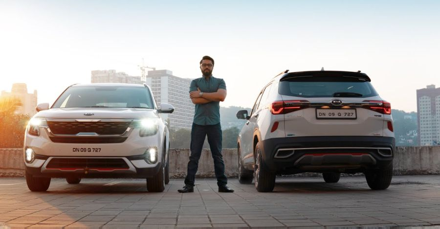 Kia wants us to go off-road with Seltos X-Line concepts