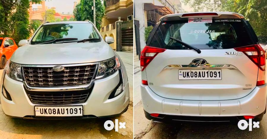 Mahindra Xuv500 Used Featured 6