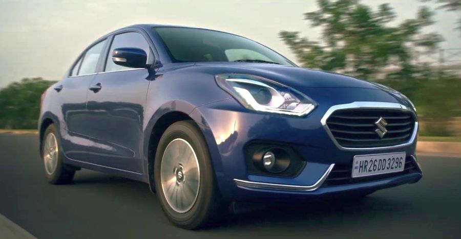 Maruti Dzire: Check out 2 new TVCs of India's best selling sedan