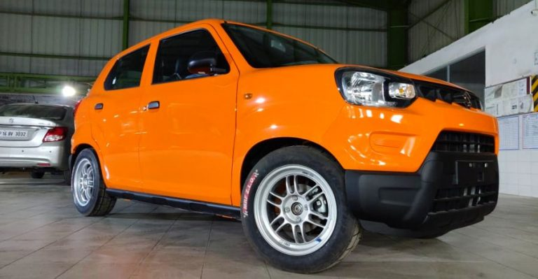 Maruti S Presso Modified Featured