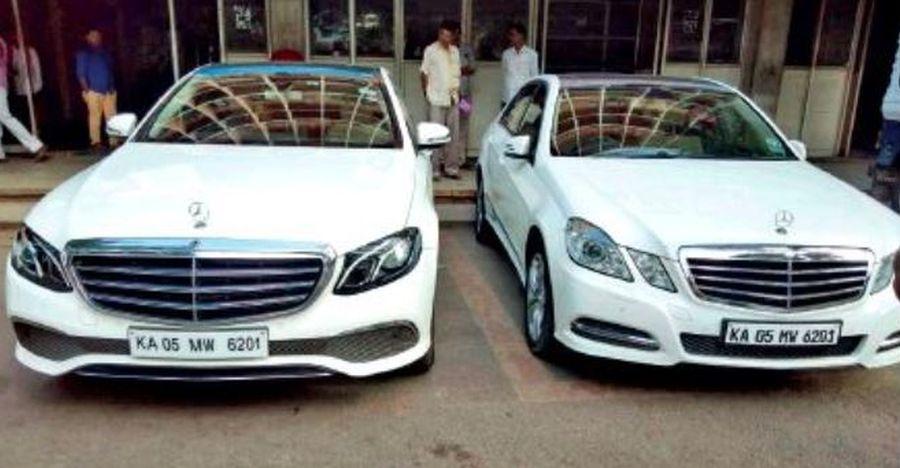 Mercedes E Class Seized Featured