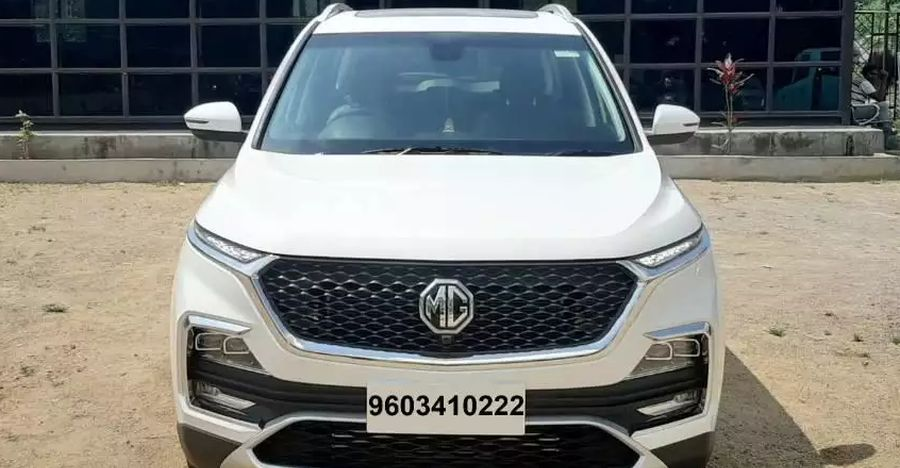 Mg Hector Used Featured 3