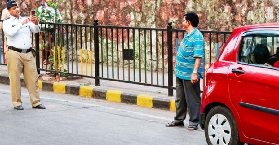 Mumbai Cops Fine Arrest Featured
