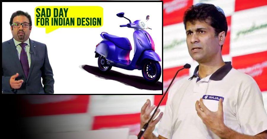 Rajiv Bajaj HITS back at Tata Design Head Pratap Bose: No faith in Harrier's design?