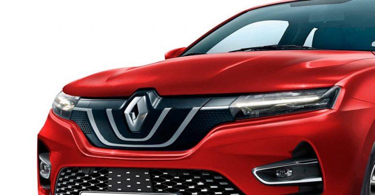 Renault Kwid Sedan Render F