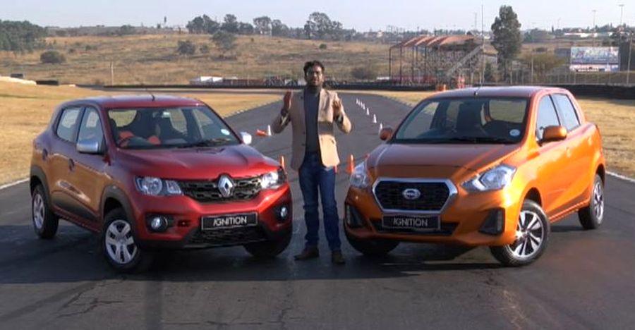 Renault Kwid Vs Datsun Go Featured