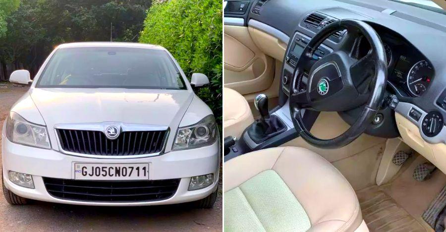 5 used Skoda Laura sedans for sale: CHEAPER than a new Maruti WagonR