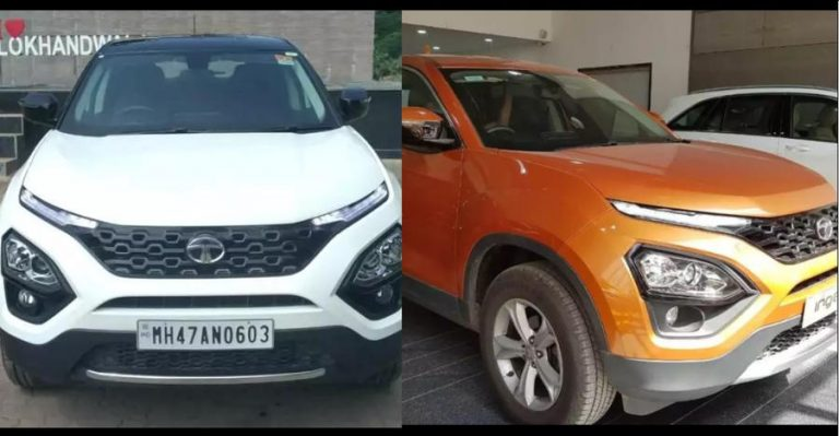 Tata Harrier F