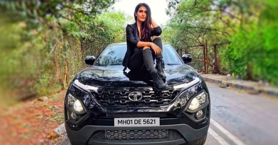 Tata Harrier Fatima Sana Shaikh Featured