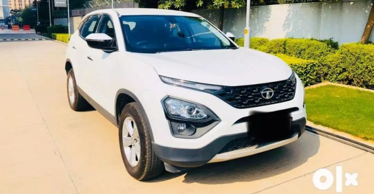 Tata Harrier Used Featured 9