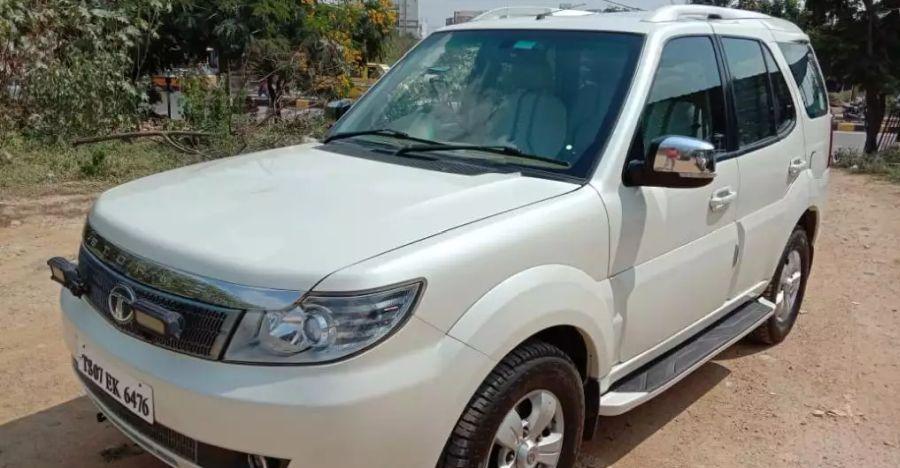 Tata Safari Storme Used Featured