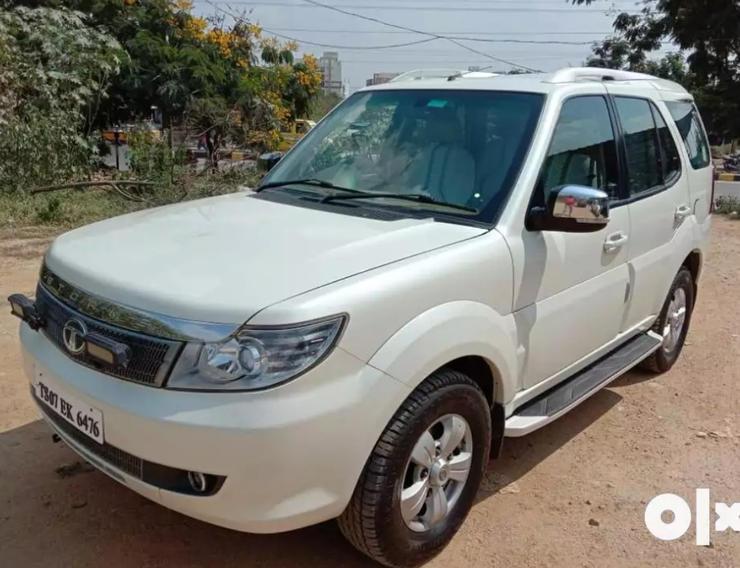 Tata Safari Used 1