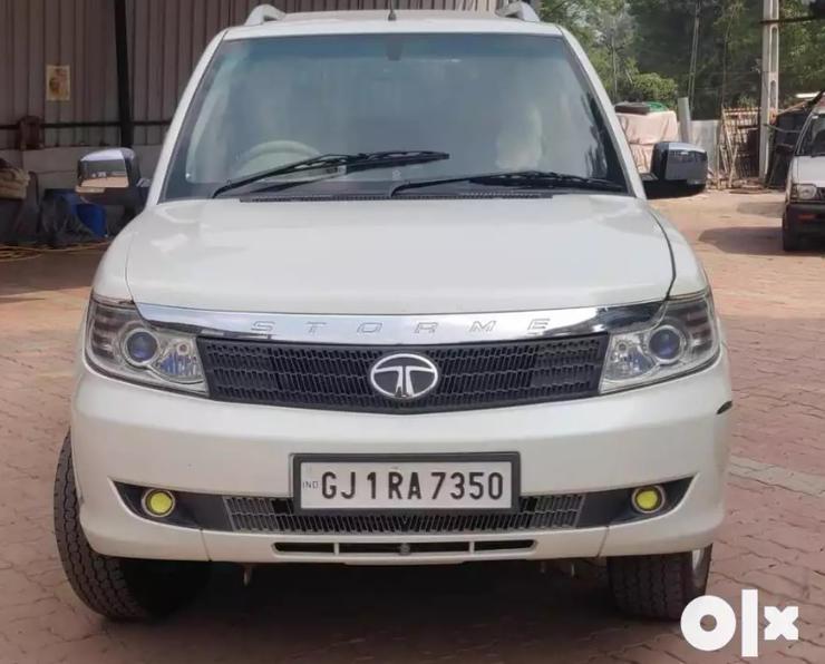 Tata Safari Used 2