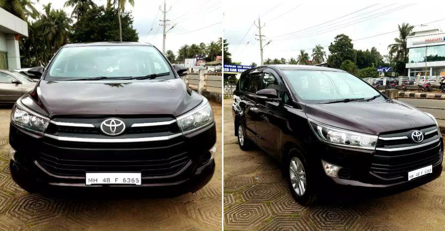5 used Toyota Innova Crysta MPVs that are cheaper than a new Maruti Ertiga XL6