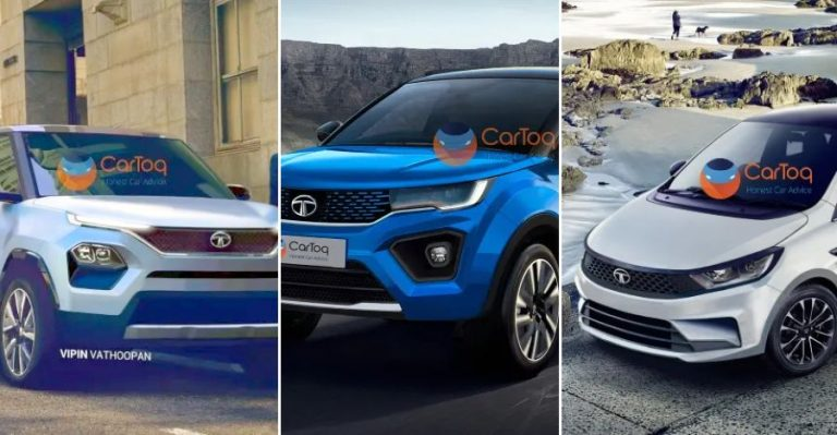 Upcoming Tata Cars Suvs Featured