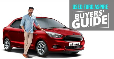 Used Ford Aspire Buyers Guide