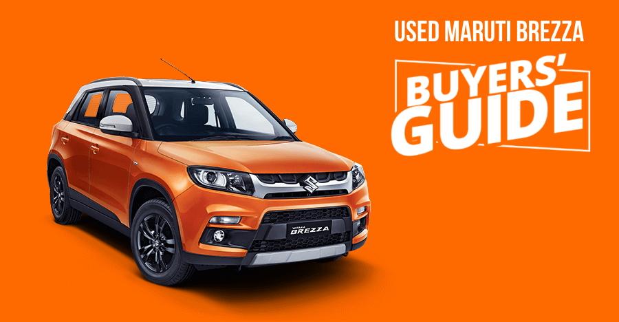 Used Maruti Brezza Buyers Guide