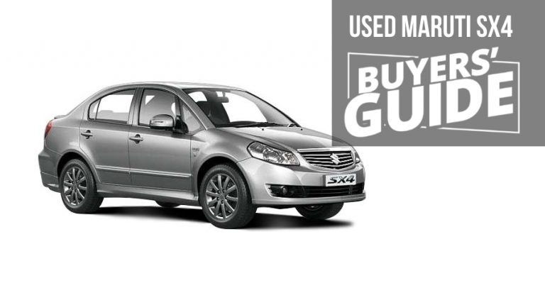 Used Maruti Sx4 Buyers Guide