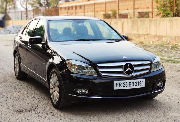 Used Mercedes 1
