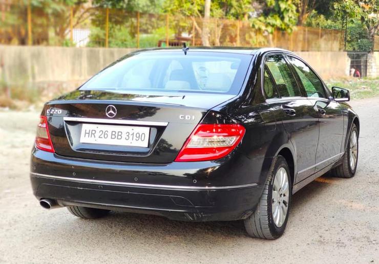 Used Mercedes 2