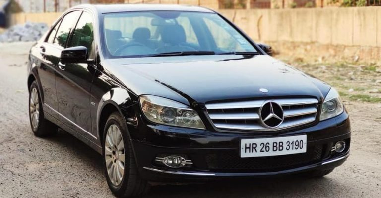 Used Mercedes F