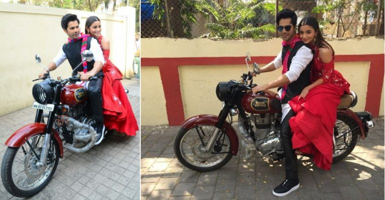 Varun Dhawan Royal Enfield Featured
