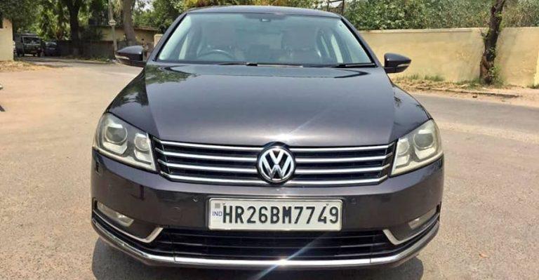 Volkswagen Passat Used Featured 1