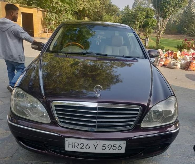 2005 Mercedes Benz S Class Used 1