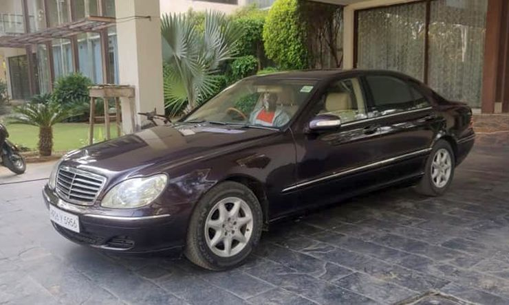 2005 Mercedes Benz S Class Used 2