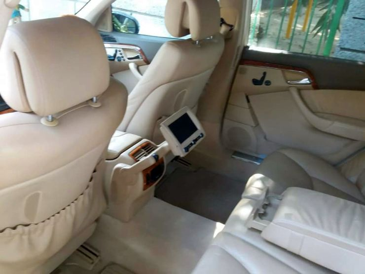 2005 Mercedes Benz S Class Used 3