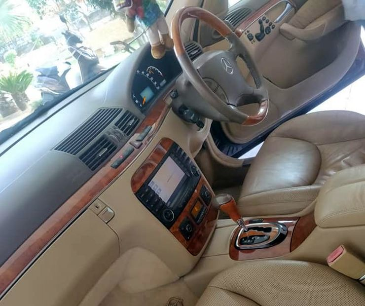 2005 Mercedes Benz S Class Used 4