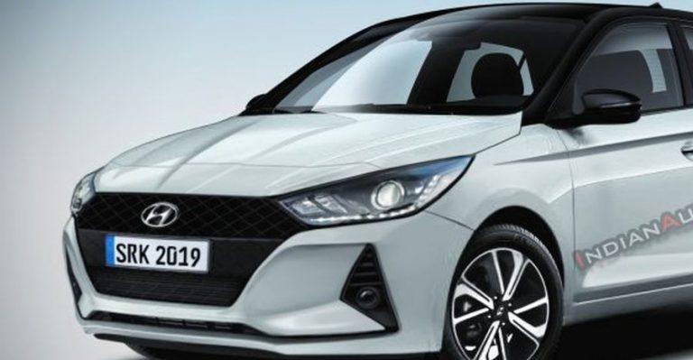 2020 Hyundai I20 Render Featured