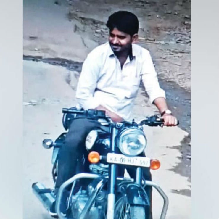 Man fakes number plate to break traffic rules & put others in trouble: ARRESTED!