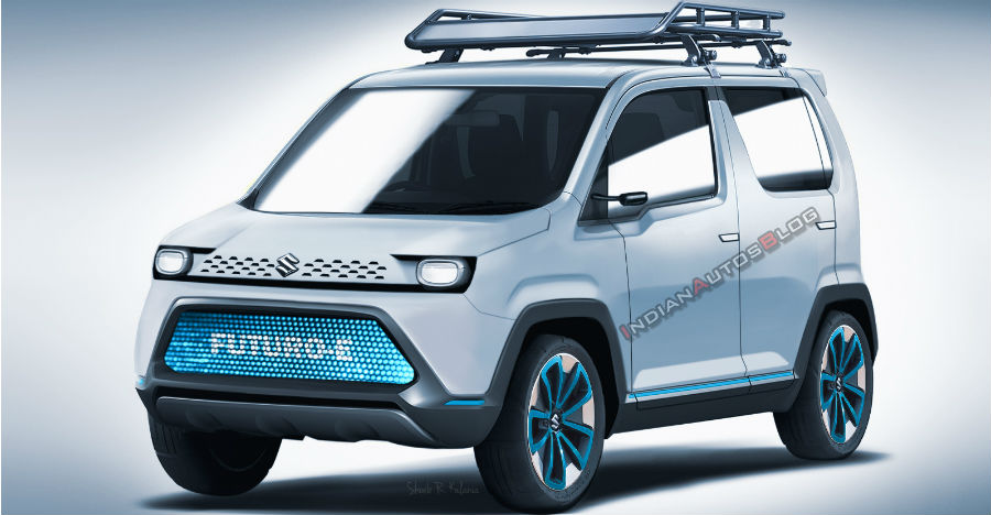 Maruti Suzuki Futuro-E: Will it look like this?