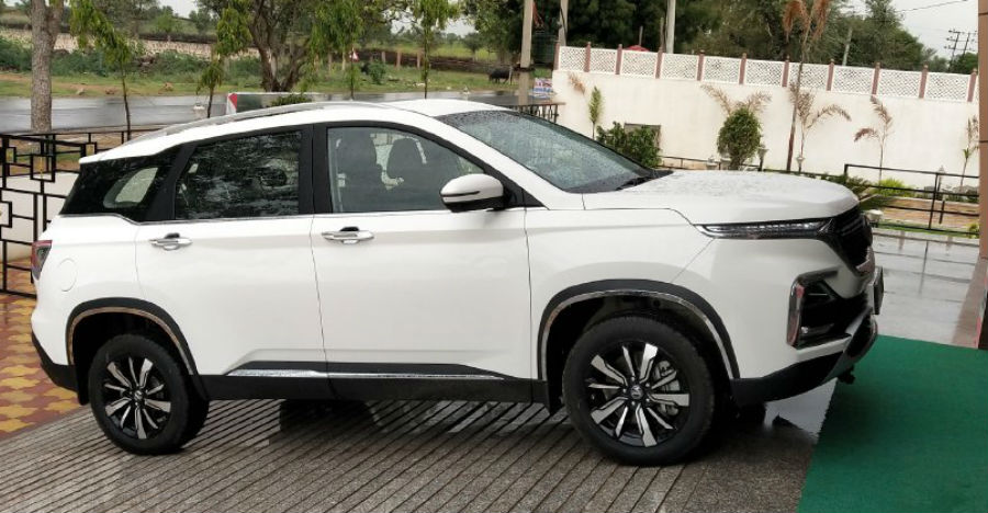 2 used MG Hector for sale; SKIP the waiting period
