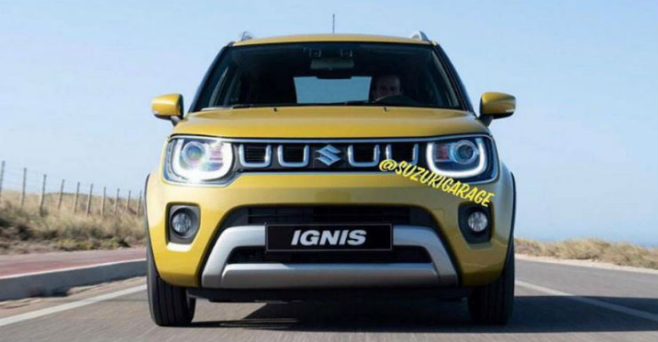 Upcoming Maruti Suzuki Ignis Facelift: THIS IS IT
