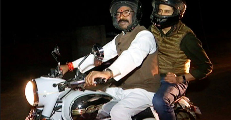 Jharkhand's new CM is the first politician on a Jawa Classic [Video]