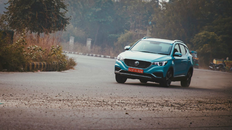 MG e-ZS electric SUV launched: CHEAPER than Hyundai Kona EV by nearly Rs. 3 lakh