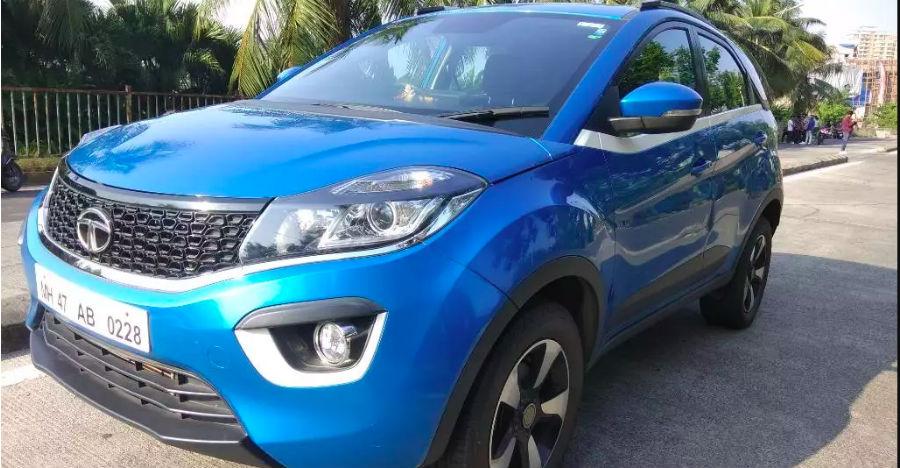 Almost-new Tata Nexon Compact SUVs for sale: Three examples!