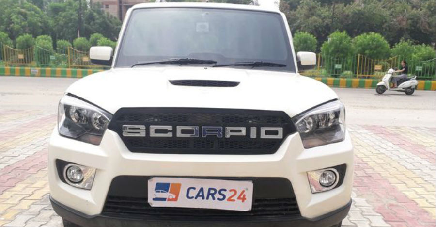 Less-used, almost-new Mahindra Scorpio SUVs for sale