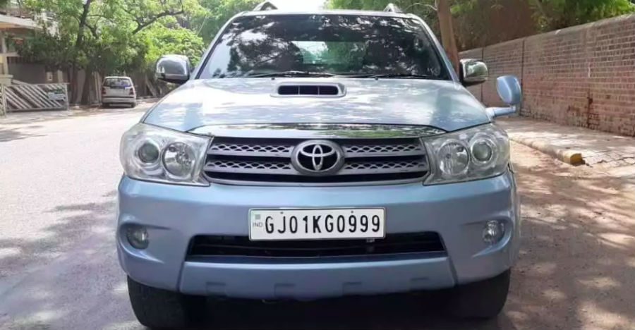Affordable, 3000cc used 4X4 Toyota Fortuners for under Rs 10 lakhs