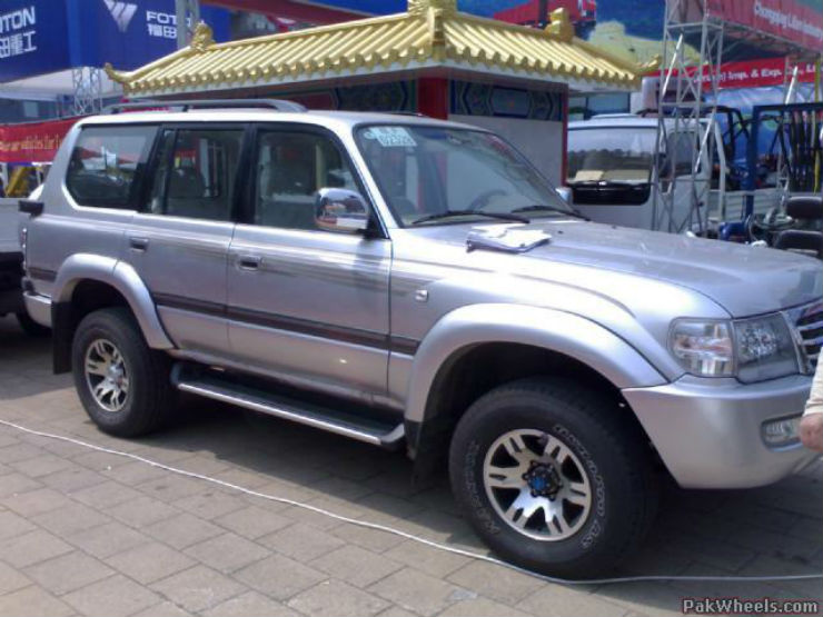 Copycat cars and SUVs from China; From MINI Cooper to Land Cruiser