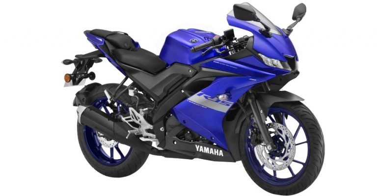 Yamaha R15 Bs6 Featured
