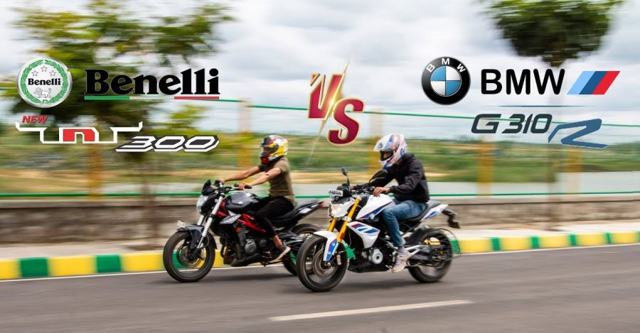 Benelli Vs Bmw Featured