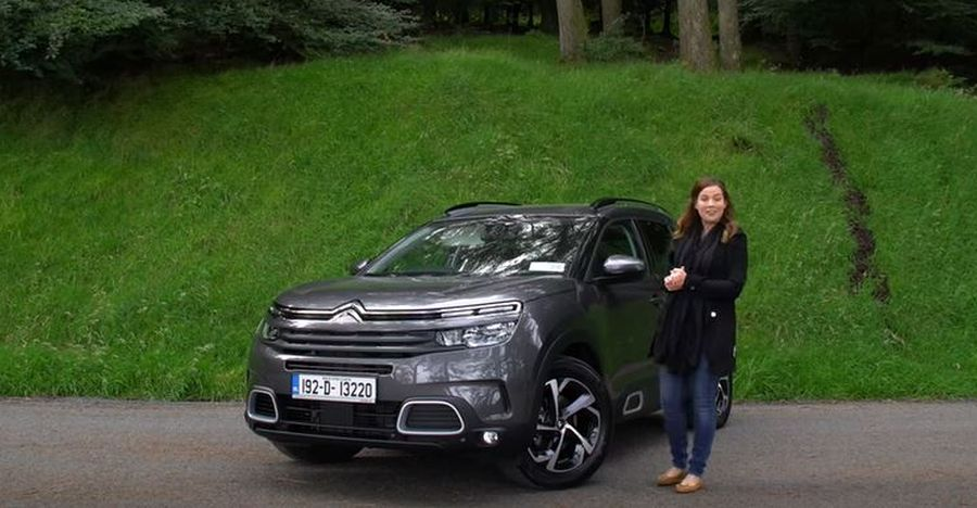 Citroen C5 AirCross: What foreign reviewers are saying about this SUV [Video]