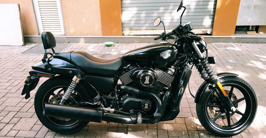 Used, 8,900 Kms run Harley Davidson Street 750 with 2 lakh worth accessories: Cheaper than a Royal Enfield Interceptor