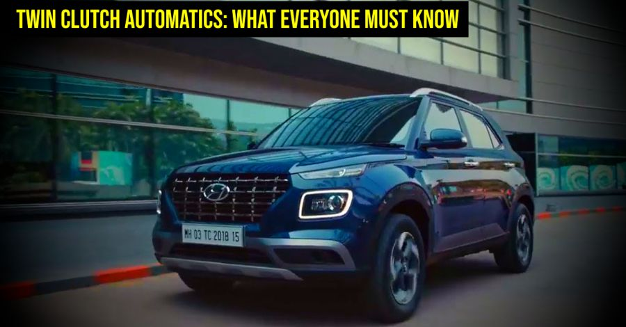 Hyundai Venue DCT: How it works & what NOBODY tells you about twin clutch automatics [Video]