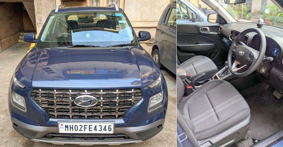 4 months old, used Hyundai Venue automatic for sale: SKIP the waiting period